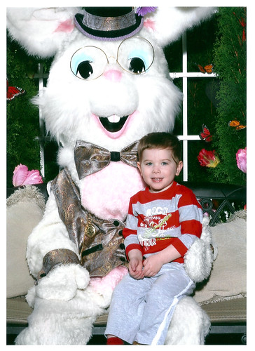 Easter Bunny and Rogan