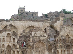 Golconda, Hyderabad (Coriman) Tags: hyderabad golconda