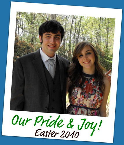 Pride & Joy!!