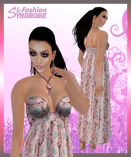 KA Designs: Maxi Dress