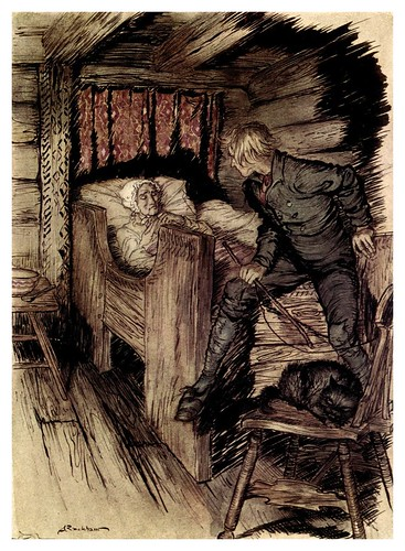 020-Peer Gynt  a dramatic poem - Arthur Rackham