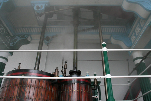 The pumping chambers