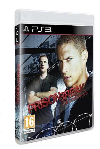 PRison Break PS3_3D