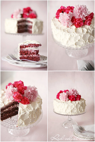 Red Velvet Cake Moa
