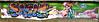 the whole wall (mrzero) Tags: green wall clouds graffiti hungary character eger style turbo spraypaint piece zero cfs mrzero