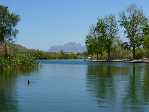 Arizona Urban Lakes - Red Mountain
