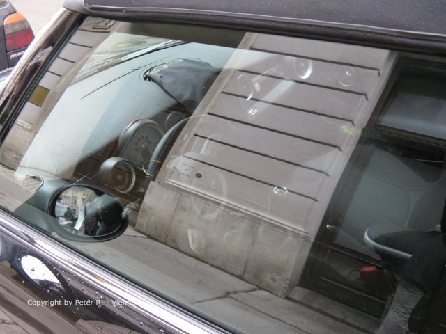 R57 S Facelift Detail