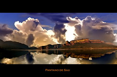 Pantano de Sau (Jose Luis Mieza Photography) Tags: barcelona spain sau catalonia catalunya cataluña osona benquerencia reinante jlmieza reinanteelpintordefuego joseluismieza