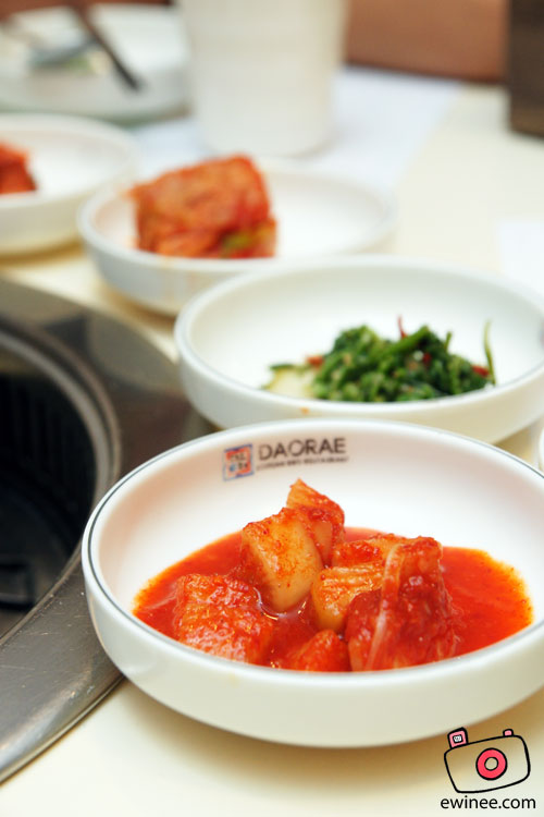 Dao-Rae-Korean-BBQ-Sunway-Giza-PJ-kimchi
