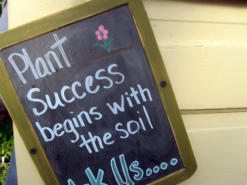 Success Begins with Soil