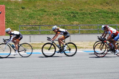 Professional Women's Circuit Race