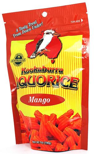 Kookaburra Liquorice Mango