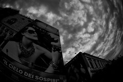 Il cielo dei sospiri / The sky of the sighs