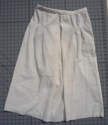 Carianne's Skirt -- Muslin