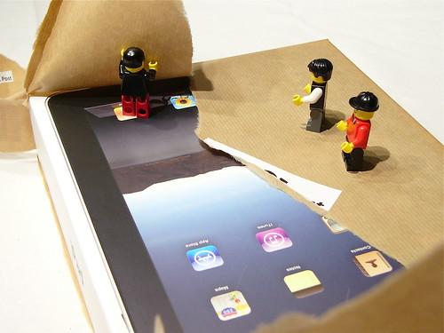 iPad unpacking, ntr23, CC