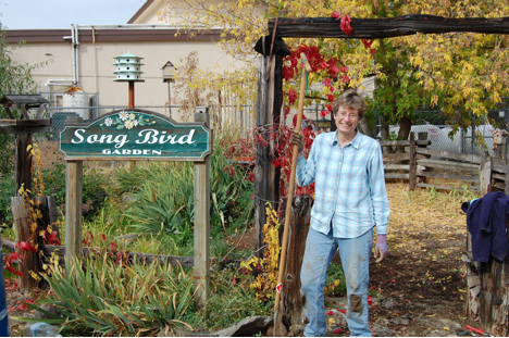 The Songbird Garden Portion of the Yreka Community was funded by Partners in Flight Program.