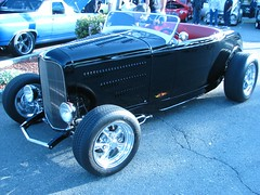 1932 Ford Hi-Boy Roadster (Custom) '4UYN006' 1 (Jack Snell - Thanks for over 26 Million Views) Tags: ca old wallpaper classic ford wall 1932 vintage paper antique vacaville diner historic oldtimer custom veteran mels roadster hiboy cruiseins jacksnell 4uyn006