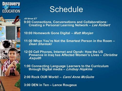 DEN Live Conference
