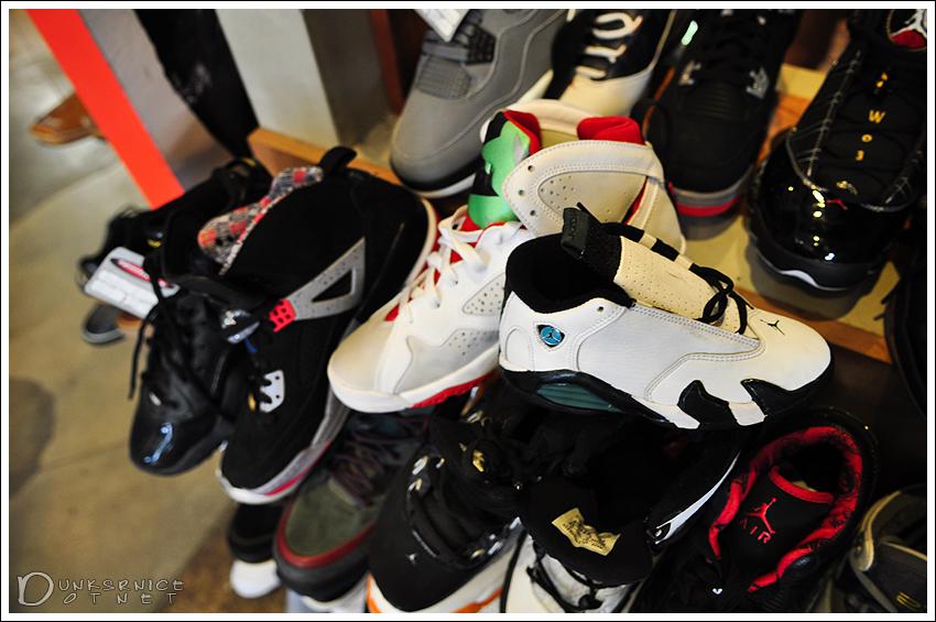 Jordans.