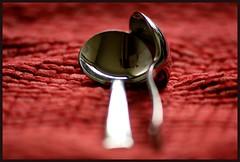 Spoon snuggling :) (Fleur_008) Tags: hamburg makro lffel spoons snuggling kuscheln xpress sonyalpha sonyalpha350 beyondbokeh mcobj