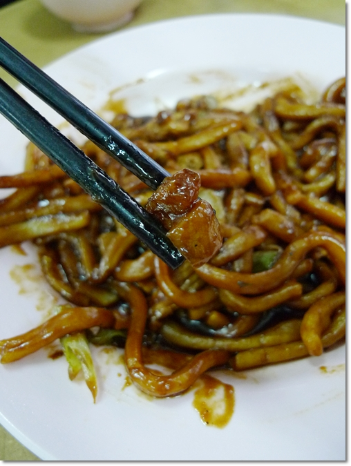 Fried Tai Lok Meen with Lard