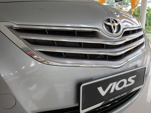 Vios New Front Grill