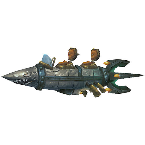 rocket mount