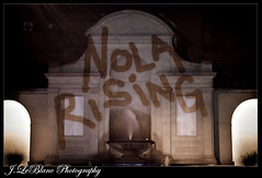 Nola Rising - Digital Graffiti - Conducted by Jen LeBlanc