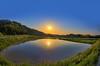 Rice Paddy (/\ltus) Tags: sunset japan pentax chiba hdr ricepaddy goldenweek 5xp