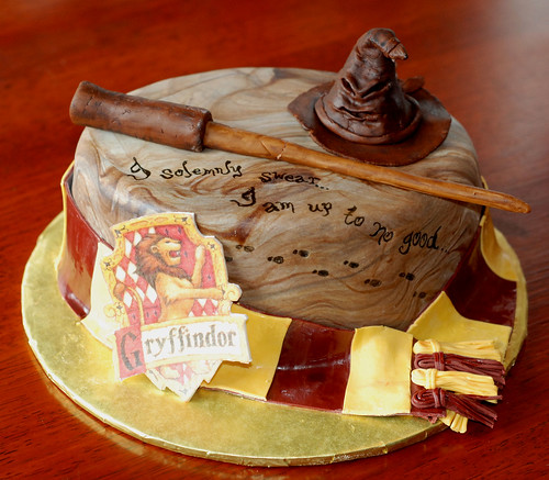 Harry Potter Cake for Marti