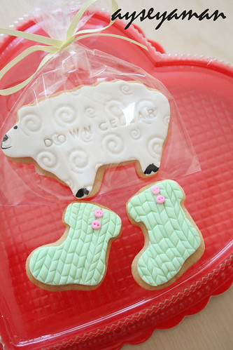 Knitted Cookies