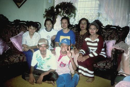 Melaka family, Malaysia
