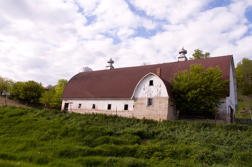 barn in Minnesota