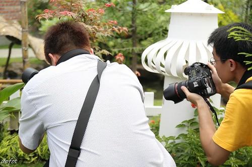 20100503 中科商圈紙箱王(攝影師群+GaGa)花絮篇^ ^