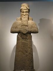 baghdad - national museum (60) (pecos2009) Tags: museum iraq hammurabi assyria