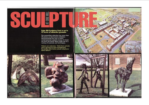 Original Sculpture Park poster