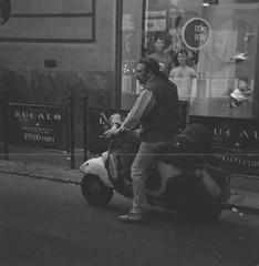 ... (icomewhenieatcaponata) Tags: camera italien italy film home analog toy lomo lomography italia vespa toycamera gas plastic diana f cylinder delivery sicily plus hp5 palermo ilford sicilia   sizilien          peppopeppo  puddicinu icomewhenieatcaponata