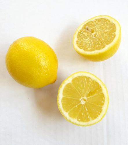 cleansing lemons