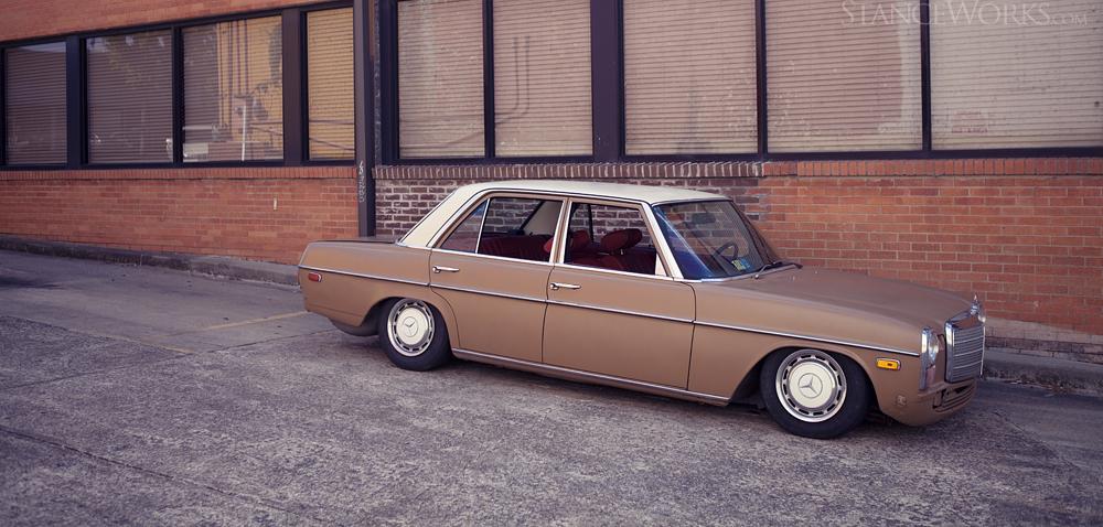 Stanceworks Gangsta Benz Mercedes Benz Forum Amg Forums