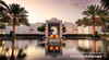 The CHEDI Resort  HDR (abdull) Tags: sunset summer tree clouds canon oman muscat hdr abdullah alhamad 5dmarkii