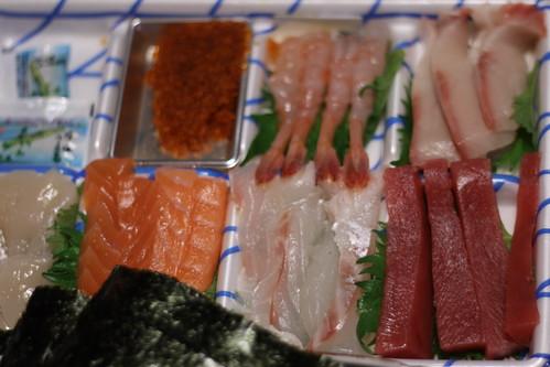 手巻き寿司ネタ