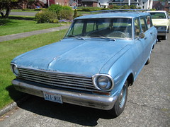 Chevy II For Sale!