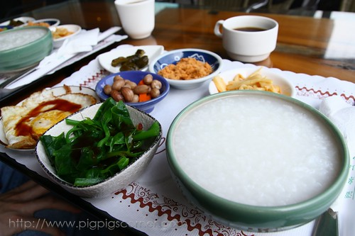 Breakfast at Ming Yue