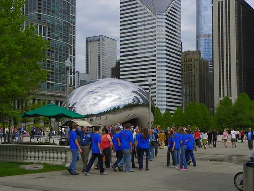 5.1.2010 Chicago Millenium Park (23)