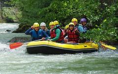Mille pagaies 2010 (PierreG_09) Tags: sport rafting raft salat pyrénées pirineos ariège loisir seix eauvive sportloisir millepagaies