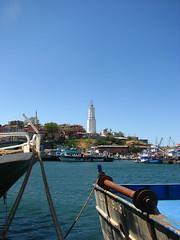 Rumelifeneri ('serenity) Tags: istanbul deniz mavi yeil sahil fener denizfeneri rumelifeneri