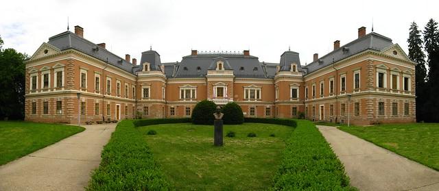 Apponyi-kastély, Lengyel (pano)