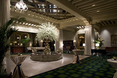 Palm Court Event (The Drake Hotel Chicago) Tags: palmcourt drakehotel specialevent drake11 dopplr:stay=l231