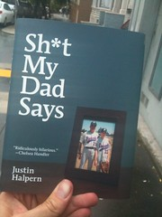 The Justin Halpern bestseller that started it all.