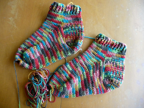 almost done socks